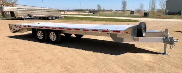 "2020 EBY DO14K 24'6"" x 102"" TRADESMAN 50/50 RAMPS"