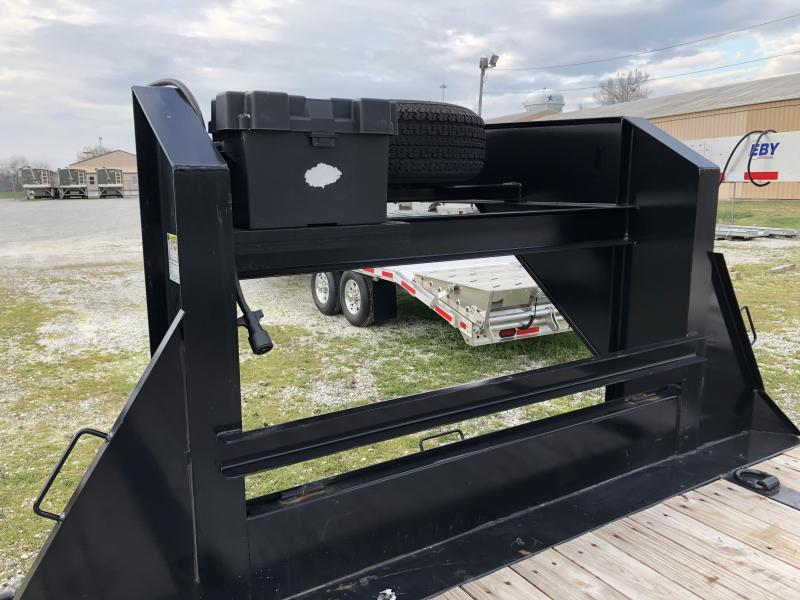 2019 Sure-Trac Equipment Trailer  GN Equipment
