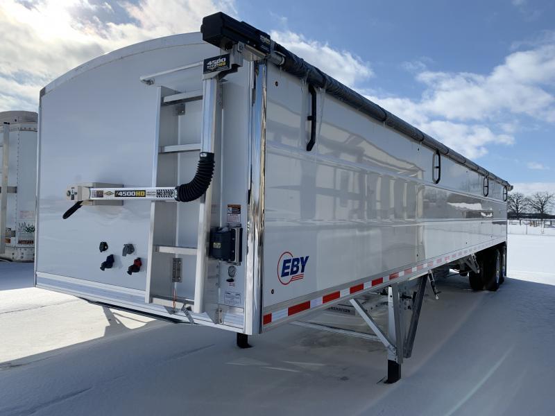 "2022 EBY 40' x 96"" x 6"" Aluminum Generation Grain Trailer"
