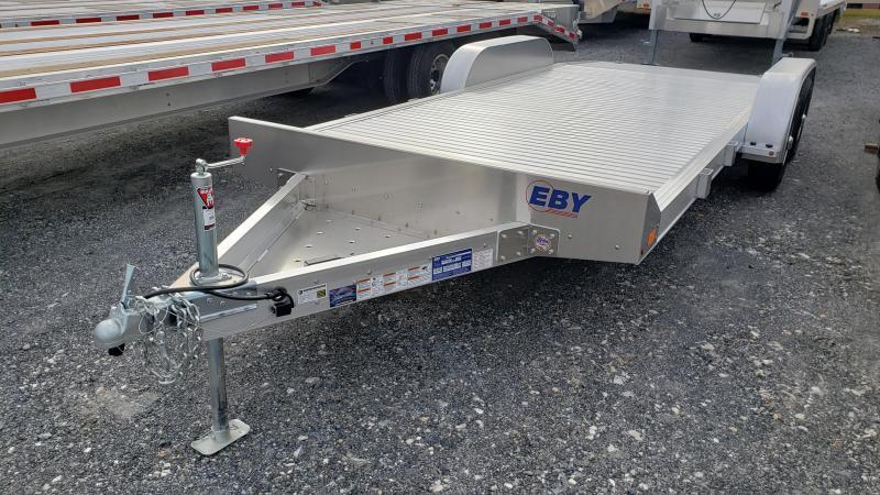 "2020 EBY CH7K 18' x 82"" 7K Open Car Hauler"