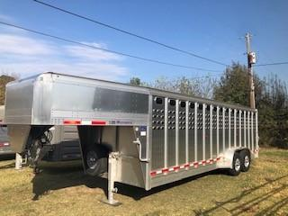 "2020 EBY Maverick 24'x7'1""x6'6"" Punch Panel- Located in TX"
