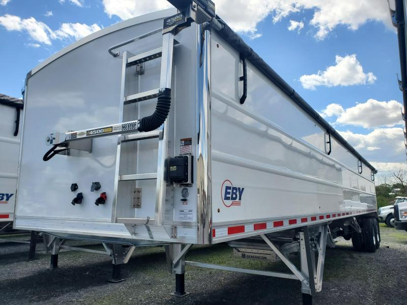 2022 EBY Generation 40x96x66 Grain Trailer Grain Hopper