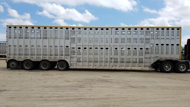 2010 Merritt Equipment Gold Line Quad Livestock