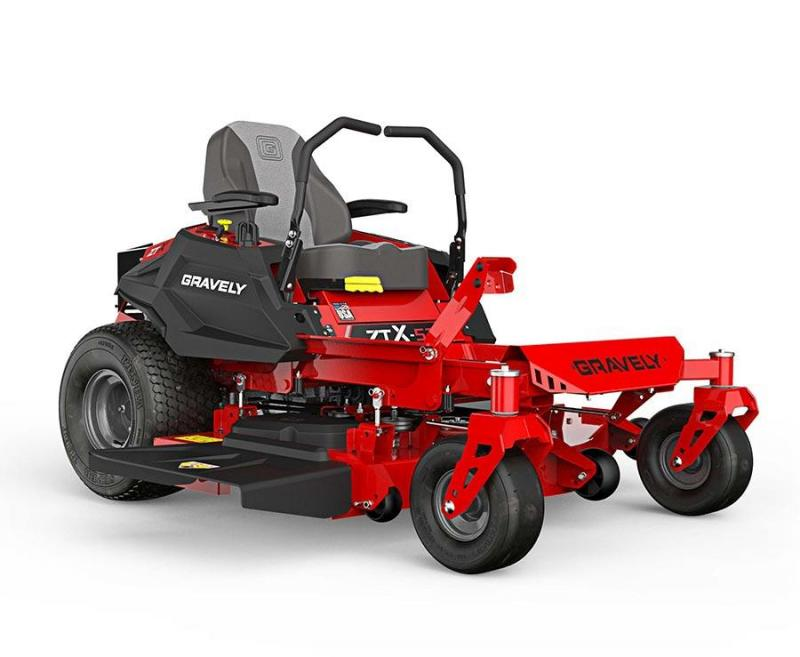 "2020 52"" Gravely ZTX 24hp Residential"