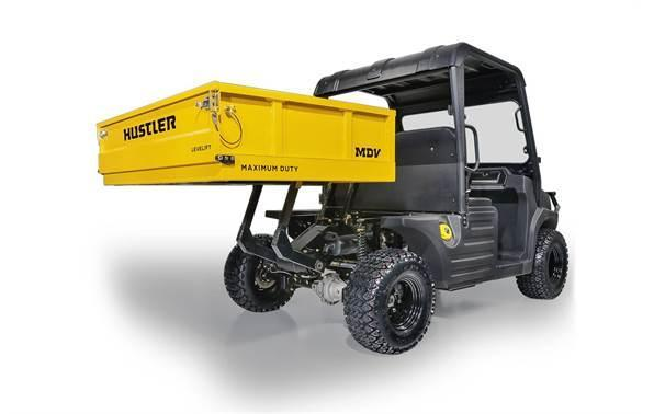 2018 Hustler Turf Equipment MDV LeveLift