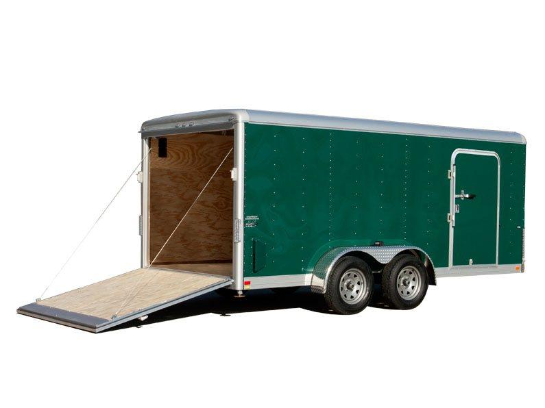 2019 Wells Cargo CW1422-102 Enclosed Cargo Trailer