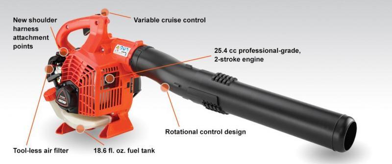 2021 Echo PB-2520 Lawn Equipment