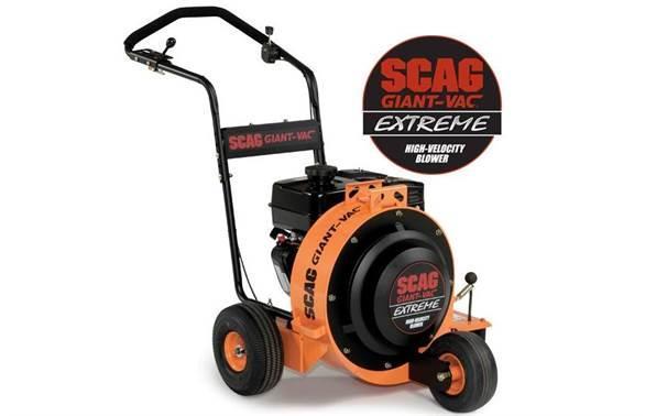 2018 Scag Power Equipment LBX15-EX27