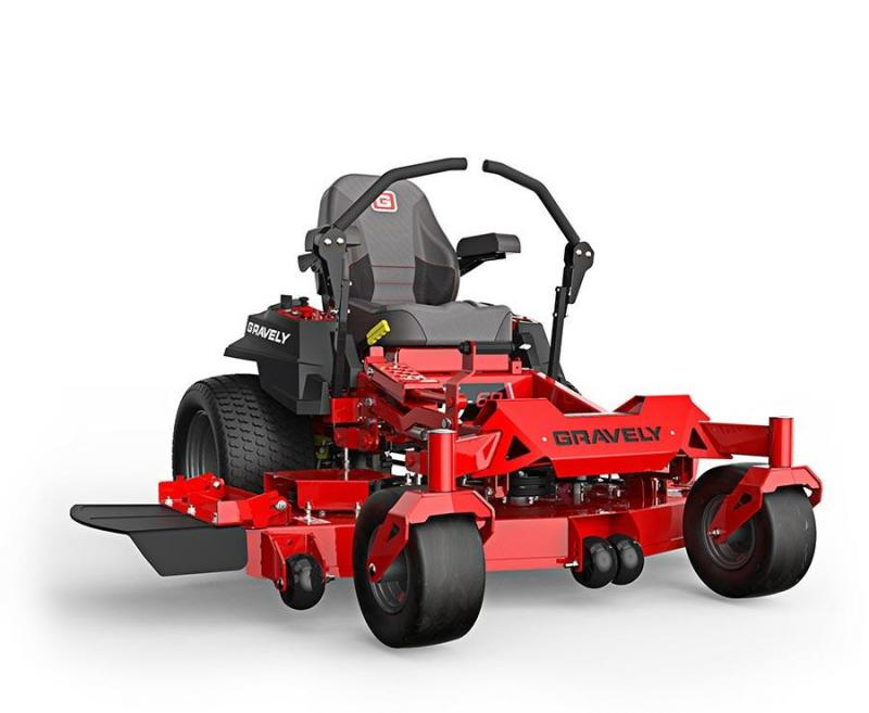 "2020 52"" Gravely ZTHD 25hp Residential"