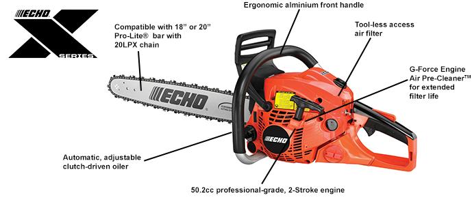 Echo CS-501P