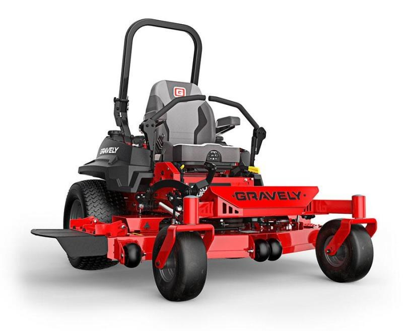 "2021 72"" Gravely Pro-Turn400 35hp"