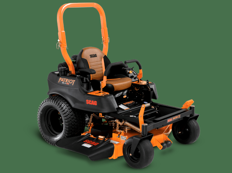 "2020 61"" Scag Patriot 25hp Residential"