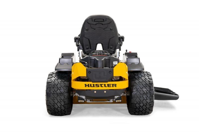 """2021 60"""" Hustler Raptor XDX Residential"""