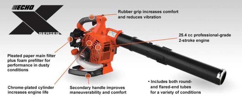 2021 Echo PB-2620 Lawn Equipment