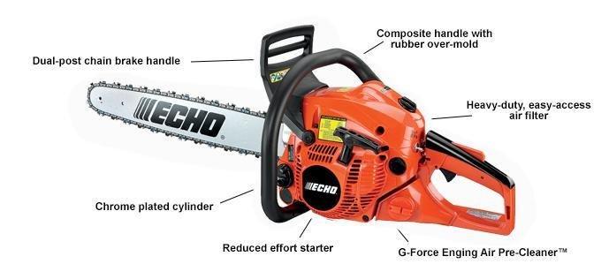 Echo CS-490