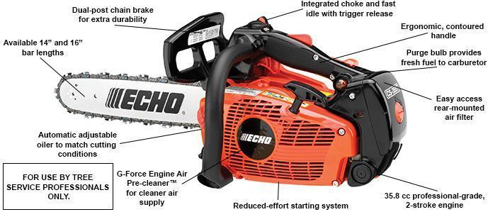 Echo CS-355T