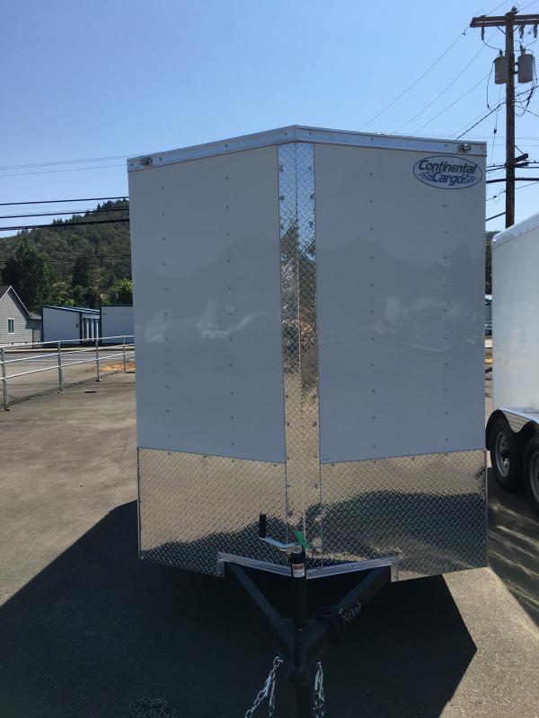 2021 Continental Cargo VHW612SA 6X12 Enclosed Cargo Trailer