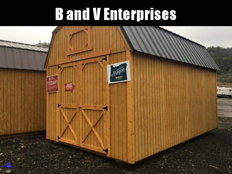 2020 Old Hickory WLBX 10X20 LOFTED BARN SHED