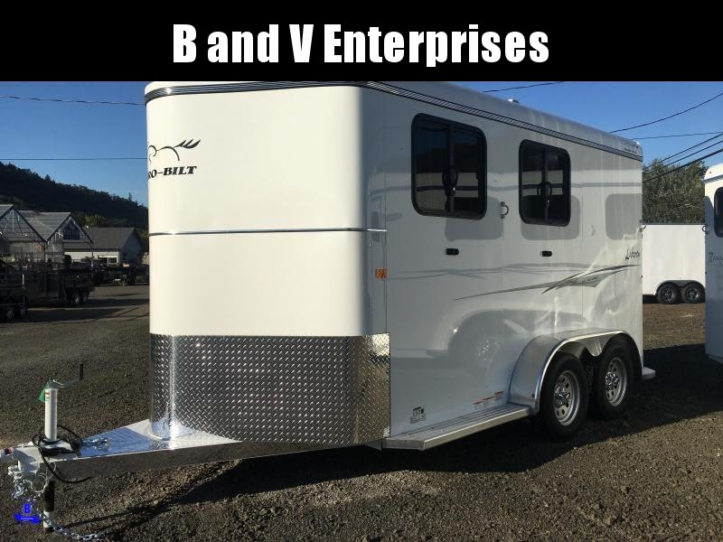 2021 Thuro-Bilt 2H LIBERTY Warmblood Horse Trailer