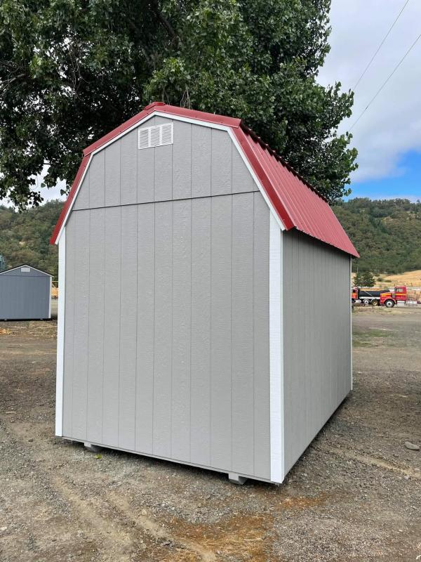 2021 Old Hickory WLBX 8X12 LOFTED BARN SHED