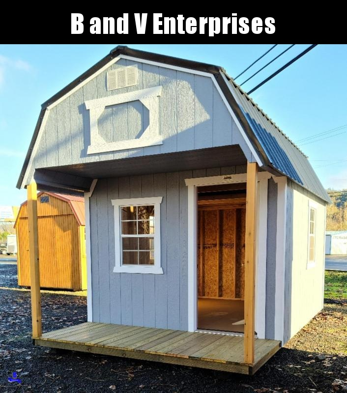 2020 Old Hickory WLPHX 10X20 LOFTED BARN PLAYHOUSE PACKAGE