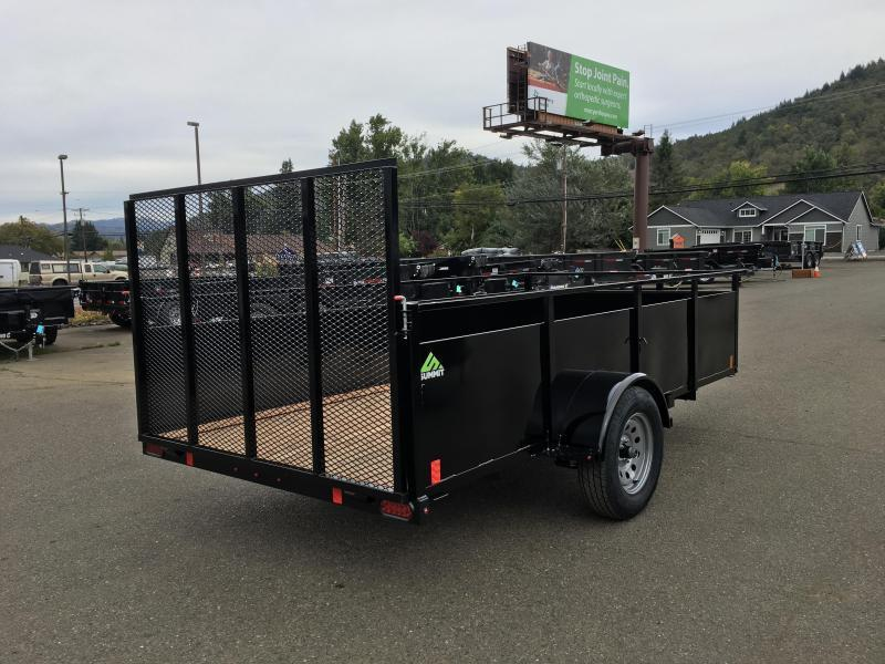 2020 SUMMIT ALPINE AU612SA-SR 6X12 BOX UTILITY TRAILER #L1006331
