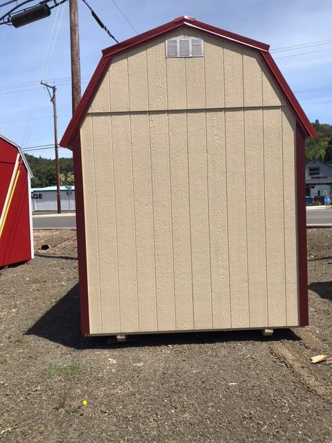 2021 Old Hickory WSLBX 08 X 12 SIDE LOFTED SHED