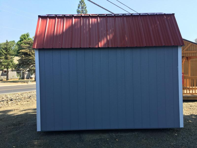 2020 Old Hickory WSLBX 8X12 SIDE LOFTED BARN SHED