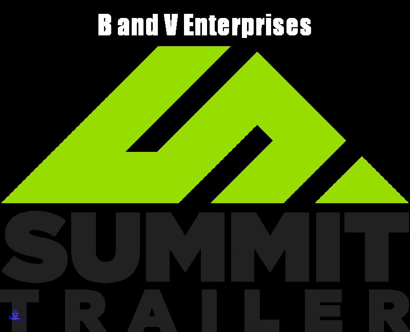 2021 Summit AU5080SA-SR ALPINE 5X8 Utility Trailer