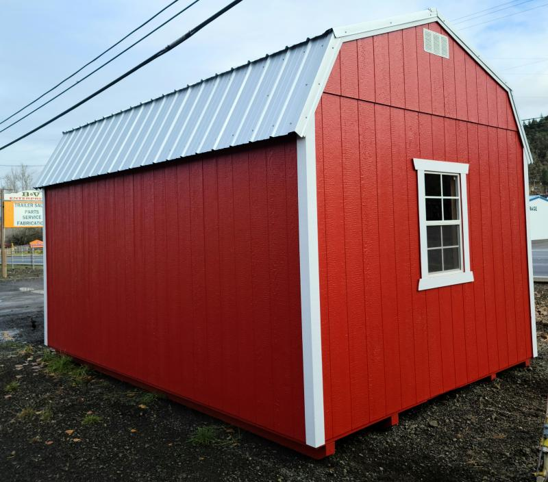 2020 Old Hickory WLGX 12x16 GARAGE PACKAGE BARN SHED
