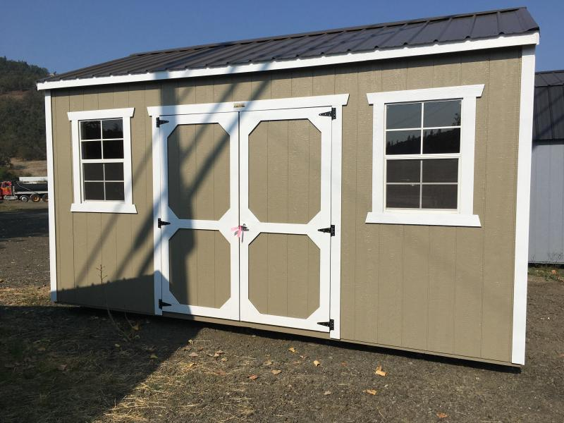 2020 Old Hickory WSUTX 10 X 16 SIDE UTILITY SHED