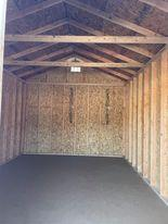 2021 Old Hickory WUTX 12 X 16 UTILITY BARN SHED
