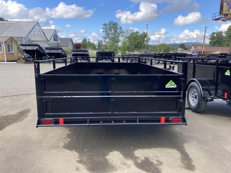2021 Summit AU610SA-SR ALPINE 6X10 Utility Trailer
