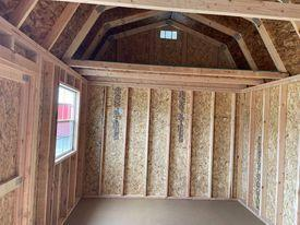 2021 Old Hickory 10x20 WSLBX Lofted Barn Shed