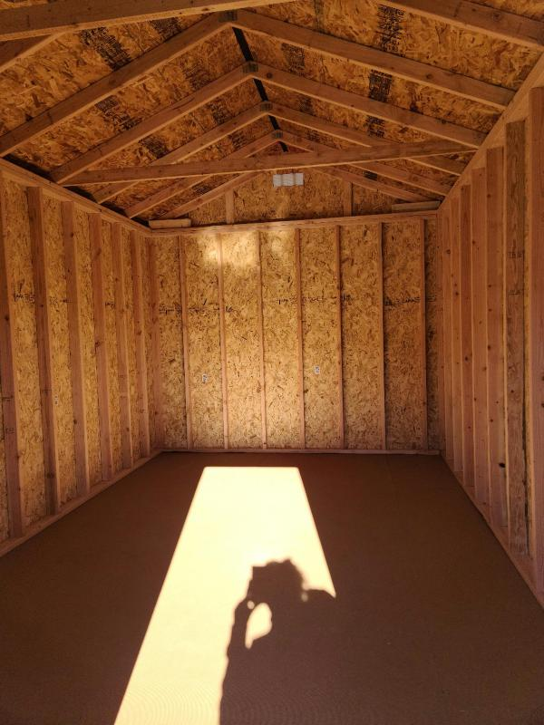 2021 Old Hickory WUTX 10 X 16 UTILITY BARN SHED