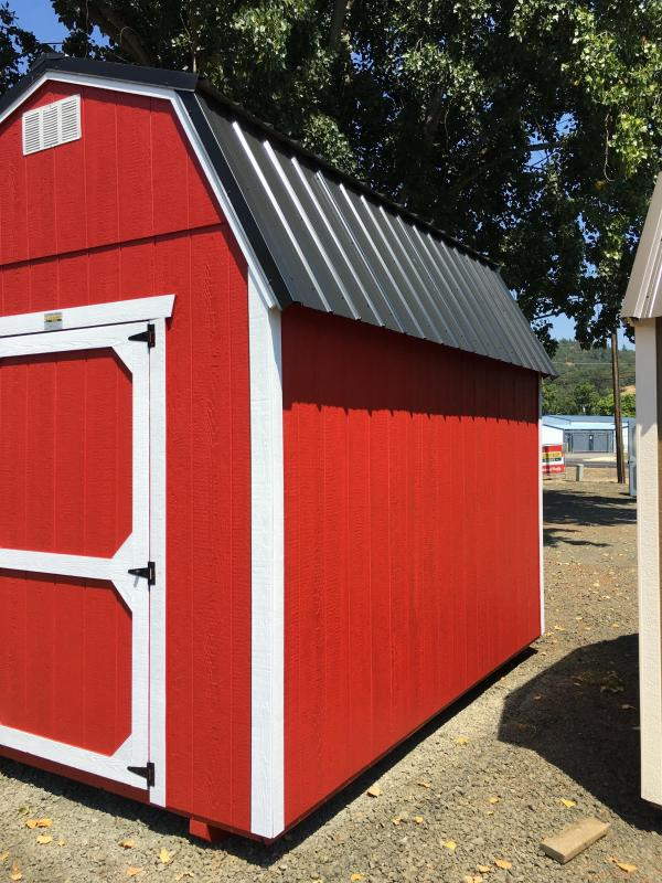 2020 Old Hickory WLBX 8x12 LOFTED BARN SHED
