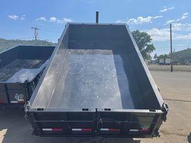2021 Diamond C Trailers MDT206 77X12 LOW PROFILE 10K Dump Trailer