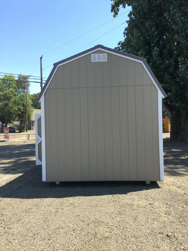 2020 Old Hickory WSLBX 10X20 SIDE LOFTED BARN SHED