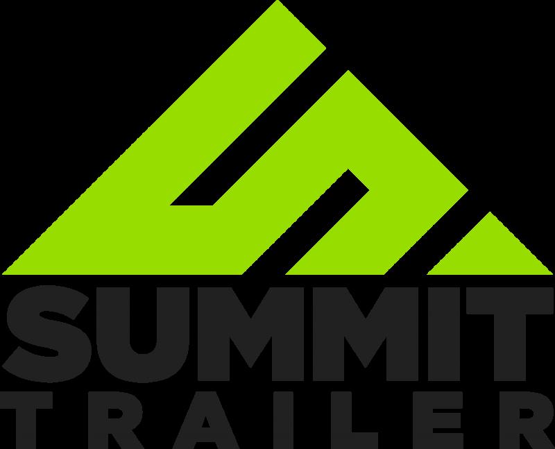 2021 Summit CASCADE CU718TA3 7X18 FLATBED Car Trailer 10K