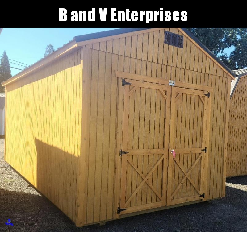 2021 Old Hickory WUTX 10 X 20 UTILITY BARN SHED