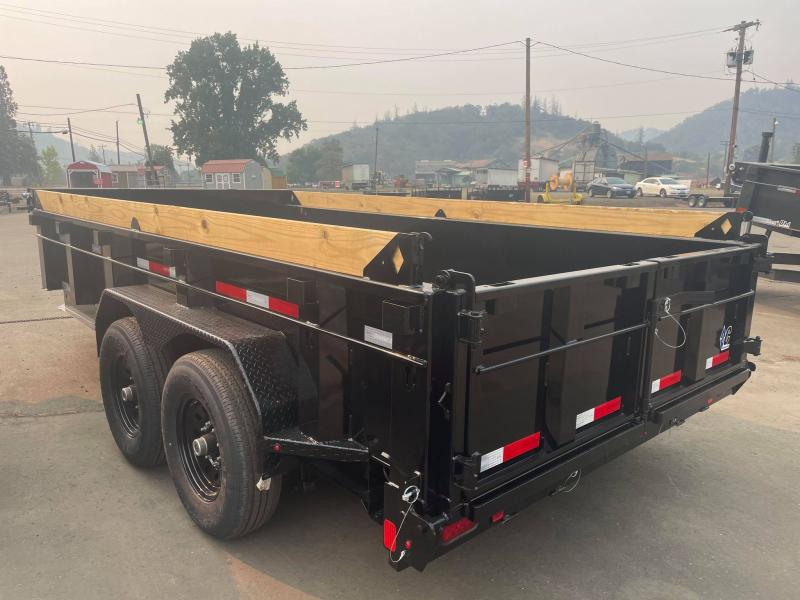 2022 Diamond C Trailers LPD207 82X14 LOW PROFILE 14K Dump Trailer