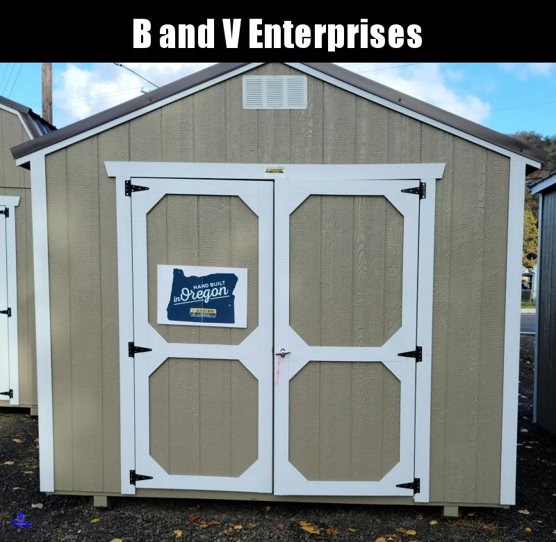 2020 Old Hickory WUT7 10 X 12 UTILITY BARN SHED