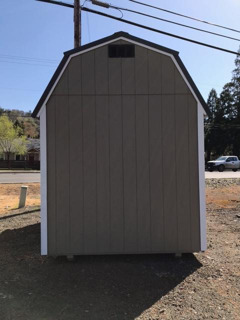 2021 Old Hickory WSLBX 8X12 SIDE LOFTED BARN SHED