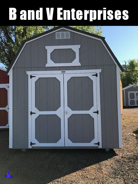 2021 Old Hickory WLBX 10X20 LOFTED BARN SHED