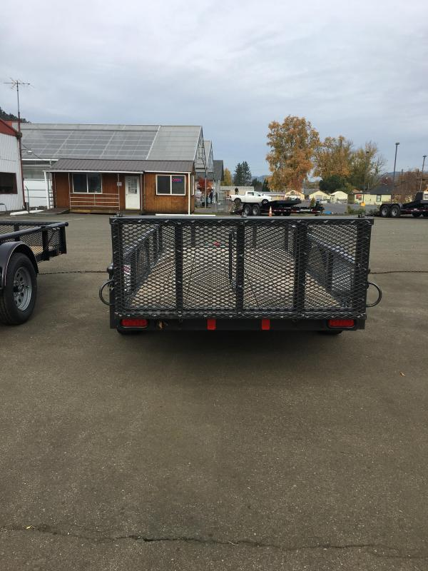 USED 2020 Diamond C Trailers PSA135 10 X 5 3K Utility Trailer
