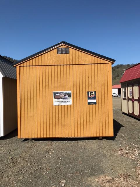 2021 Old Hickory 10x20 WPHX PLAYHOUSE PACKAGE Barn Shed