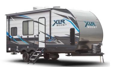 2021 Forest River XLR Boost 27QB Toy Hauler RV