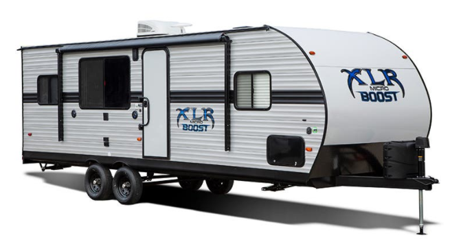 2021 Forest River XLR Boost 21QBS Toy Hauler RV