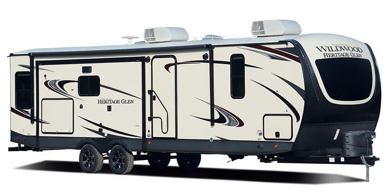 2022 Forest River Wildwood Heritage Glen 308RL Travel Trailer RV