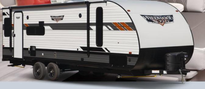 2021 Forest River Wildwood X-Lite 19DBXL Travel Trailer RV